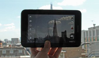 How To Use Camcorder On Samsung Galaxy Tab 2