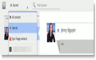 How To Use Favorites On Samsung Galaxy Tab 2
