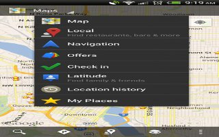 How To Use Local App On Samsung Galaxy Tab 2