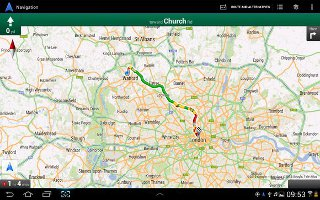 How To Use Maps On Samsung Galaxy Tab 2