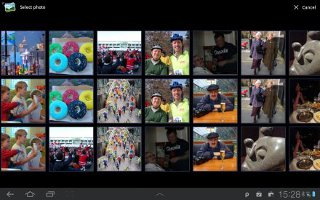How To Use Gallery On Samsung Galaxy Tab 2