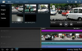 How To Share Photos And Videos On Gallery On Samsung Galaxy Tab 2