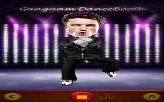 Free Gangnam DanceBooth For iPhone 5