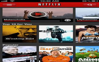 Free Netflix For iPhone 5