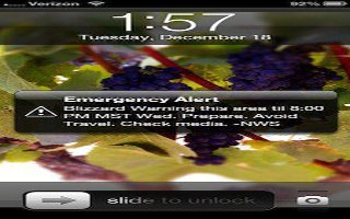 How To Use Emergency Alert Configuration On Samsung Galaxy Note 2