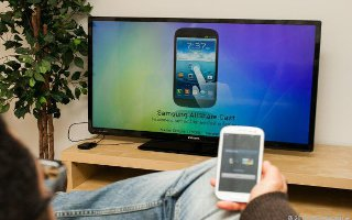 How To Use AllShare Cast On Samsung Galaxy Note 2