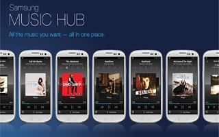 How To Use Music Hub On Samsung Galaxy Note 2