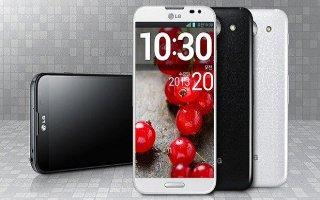 LG Reveals Optimus G Pro