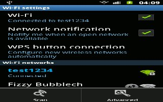 How To Use WPS On Samsung Galaxy Note 2