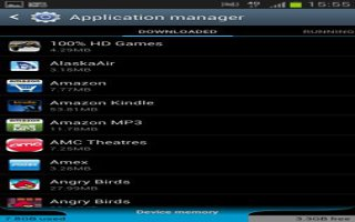 How To Use Application Manager On Samsung Galaxy Note 2