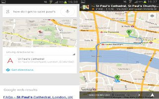 How To Use Maps On Samsung Galaxy Note 2