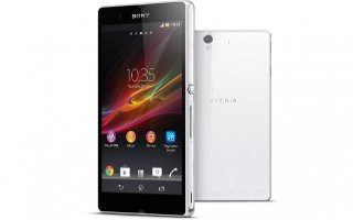 How To Zoom, Scroll And Flick On Sony Xperia Z