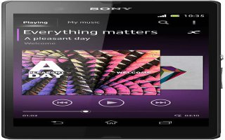 How To Use Visualizer In Walkman On Sony Xperia Z