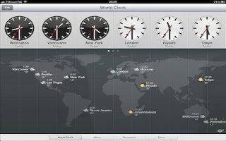 How To Use Clock On iPad Mini