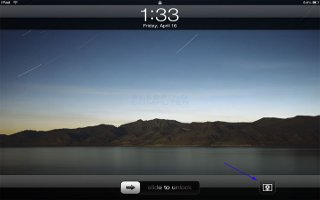 How To Use Picture Frame On iPad Mini