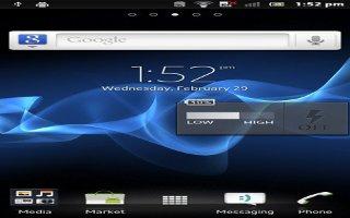 How To Use Widgets On Sony Xperia Z