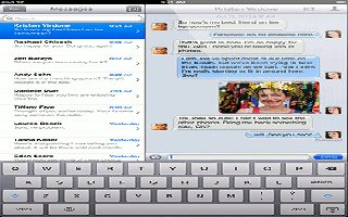 How To Use Messages On iPad Mini