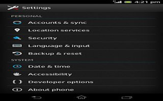 How To Install Apps Not From Google Play On Sony Xperia Z