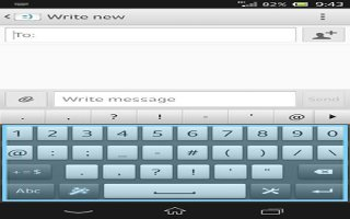 How To Use Messages On Sony Xperia Z