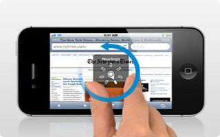 How To Use VoiceOver Rotor Control On iPad Mini