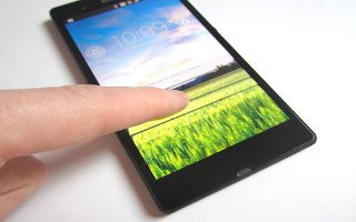 How To Use Screen Lock On Sony Xperia Z