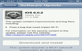 How To Update Software On iPad Mini