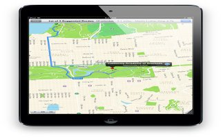 How To Use VoiceOver With Maps On iPad Mini