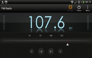 How To Use FM Radio On HTC One