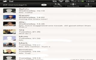 How To Delete Messages On HTC One
