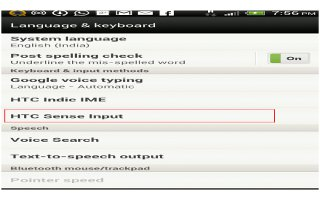 How To Use Word Prediction On HTC One