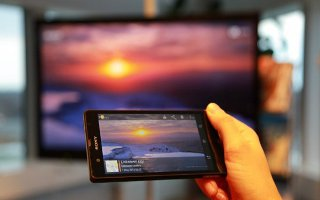 How To Connect Sony Xperia Z To TV