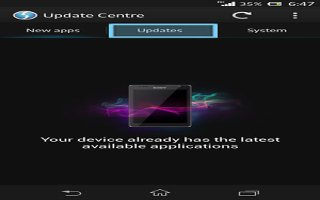 How To Update Sony Xperia Z Using USB Cable Connection