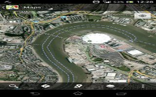 How To Use Google Maps On Sony Xperia Z