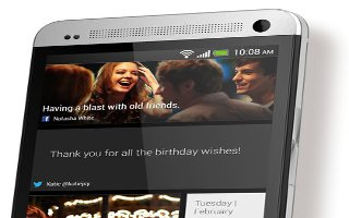 How To Check Feeds On Home Screen On HTC One