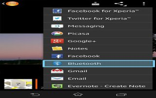 How To Send And Receive Using Bluetooth On Sony Xperia Z