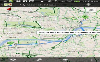 How To Get Directions On HTC One