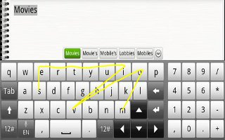 How To Use Trace Keyboard On HTC One