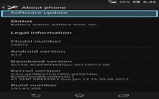 How To Update Sony Xperia Z