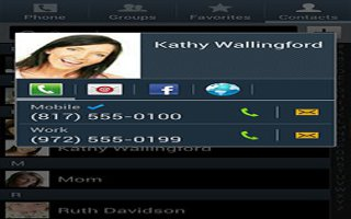 How To Edit A Contact On Samsung Galaxy S4