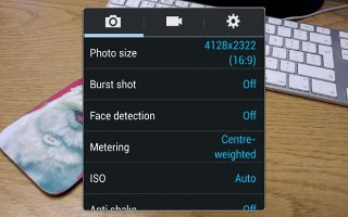 How To Customize Camera Settings On Samsung Galaxy S4