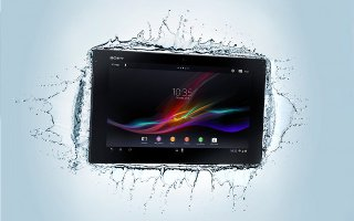 How To Use Touchscreen On Sony Xperia Tablet Z