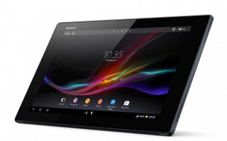 How To Use Usage Info Settings On Sony Xperia Tablet Z