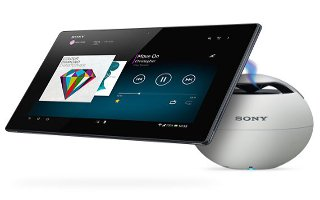 How To Use Visualizer In Walkman On Sony Xperia Tablet Z