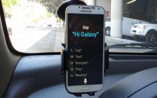 How To Use S Voice On Samsung Galaxy S4