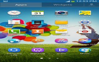 How To Use Samsung Apps On Samsung Galaxy S4