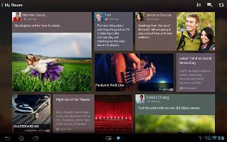 How To Configure Socialife Apps On Sony Xperia Tablet Z
