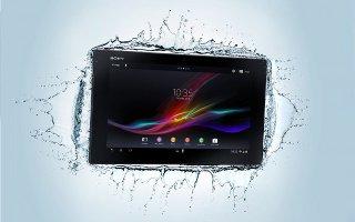 How To Transfer Files Using Media Transfer Mode Via WiFi On Sony Xperia Tablet Z
