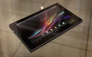 How To View Online Albums On Sony Xperia Tablet Z