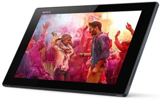 How To Use Album On Sony Xperia Tablet Z