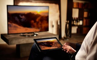 How To Use Screen Mirroring On Sony Xperia Tablet Z